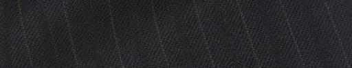 【Cb_0w067】黒柄+1cm巾織り・グレー交互ストライプ
