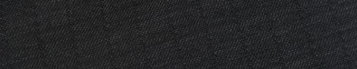 【Ch_0w06】チャコールグレー+1cm巾織りストライプ