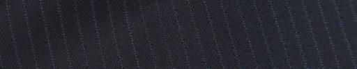 【Ch_0w08】ネイビーヘリンボーン+5ミリ巾ストライプ
