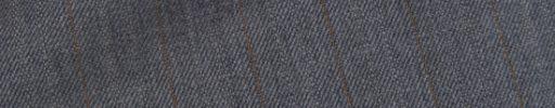 【Ch_0w15】ライトグレー柄+1.6cm巾ブラウン・織り交互ストライプ