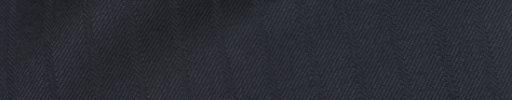 【Ch_0w40】ネイビー+9ミリ巾織りストライプ