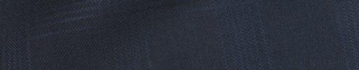 【Ch_0w43】ライトネイビー4.5×3.5cm織りチェック