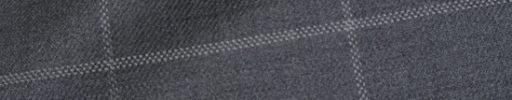 【Ch_0w65】ミディアムグレー+7.5×5cm白ウィンドウペーン