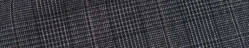 【Ec_0w021】白黒4.5×3.5cmグレンチェック+オーバーペーン