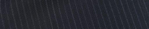 【Ec_0w030】ネイビー柄+5ミリ巾織り・白交互ストライプ