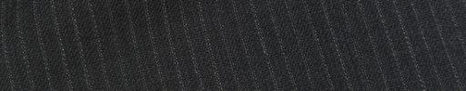 【Ec_0w031】チャコールグレー柄+5ミリ巾織り・グレー交互ストライプ