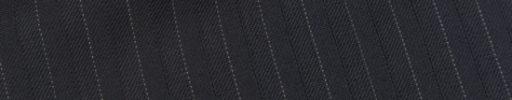 【Ec_0w043】ネイビーシャドウ柄+1cm巾織り・ドット交互ストライプ