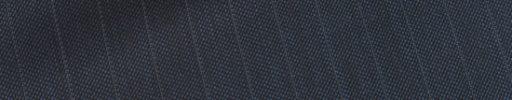 【Ec_0w057】ダークブルーグレー+1.1cm巾ストライプ