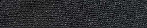 【Ec_0w058】チャコールグレー+1.1cm巾ストライプ