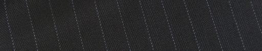 【Ec_0w066】黒1cm巾ヘリンボーン+ドットストライプ