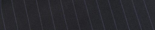 【Ec_0w075】ネイビー柄+9ミリ巾ライトパープルストライプ