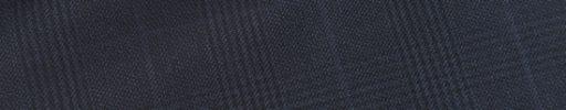 【Ec_0w077】ダークブルーグレーグレンチェック+4.5×4cmオーバーペーン