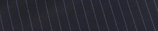【Ec_0w080】ネイビー+8ミリ巾パープルストライプ
