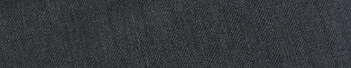 【Ec_0w088】ブルーグレー1.1cm巾ヘリンボーン