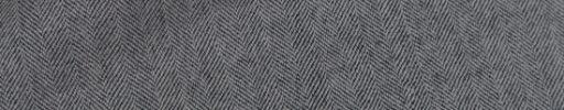 【Ec_0w089】ライトグレー1.1cm巾ヘリンボーン