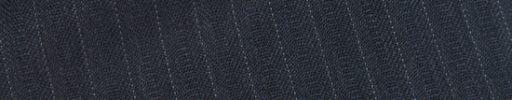 【Ec_0w093】ブルーグレーヘリンボーン柄+9ミリ巾ストライプ
