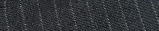 【Ec_0w095】ミディアムグレー+1.3cm巾ストライプ