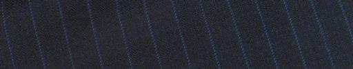 【Ec_0w102】ネイビー柄+9ミリ巾織り・ドット交互ストライプ