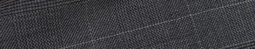 【Hs_0wsr22】グレーグレンチェック+5×4cm白ペーン