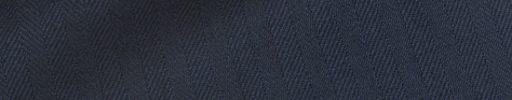 【Hs_0wsr30】ネイビー9ミリ巾ヘリンボーン