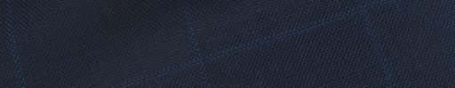 【Hs_op15】ネイビー+4.5×3.5cmブルーチェック