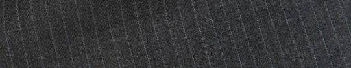 【Hs_op18】チャコールグレー+4ミリ巾ストライプ