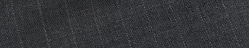 【Hs_op19】チャコールグレー+1cm巾ストライプ