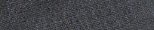 【Me_0w29】ミディアムグレー+1.4cm巾水色・グレー交互ストライプ