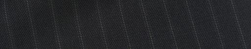 【Me_0w34】黒柄+9ミリ巾織りストライプ