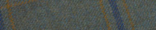 【Ph_oh02】グリーン+10.5×9cmブルー・ブラウンチェック