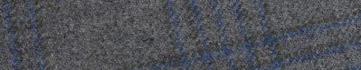 【Ph_oh07】グレー+9×8cmブルー・カーキチェック