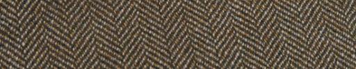 【Ph_oh13】イエローブラウン1.6cm巾ヘリンボーン
