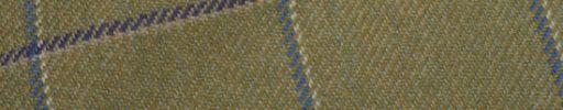 【Ph_oh62】ベージュイエロー+6.5×6cmパープル・ブルー・白チェック
