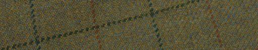 【Ph_oh64】ライトモスグリーン+6.5×6cmグリーン・モスグリーン・ブラウンチェック