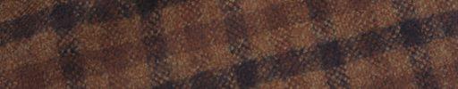 【Sj_0w38】ライトブラウン・ブラウン・ブラックギンガムチェック