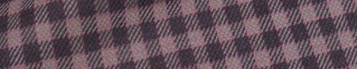【Hs_0as14】ピンク×グレー・シェパードチェック+ピンクドットチェック