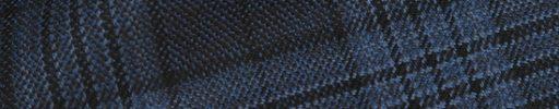 【Hs_0as28】ダークブルー+7.5×6cmブルー・黒チェック