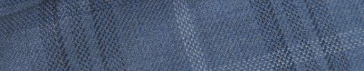 【Hs_0as29】ライトブルー+7.5×6cm織り・グレー・白ドットチェック