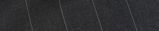 【Hs_0pc03】チャコールグレー+2cm巾ストライプ