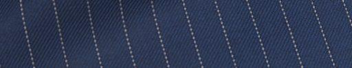 【Hs_0pc07】ダークブルー+9ミリ巾ドットストライプ