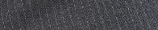 【Hs_0pc10】ミディアムグレー+4ミリ巾グレーストライプ