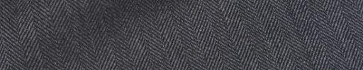 【Hs_0pc15】チャコールグレー1cm巾ヘリンボーン