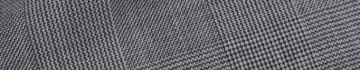 【Hs_0pc17】白黒6×5cmグレンチェック