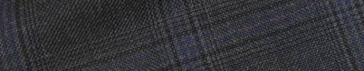 【Hs_0pc30】チャコールグレー+5.5×4.5cmダークブルー・黒チェック