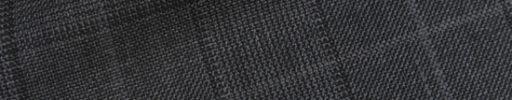 【Hs_0pc50】チャコールグレーチェック+7×5.5cmグレーペーン