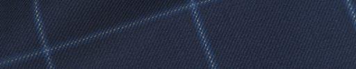【Hs_0pc57】ダークブルー+5×4cmブルー・白ドットチェック