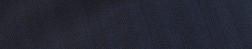 【Hs_0pc59】ネイビー1.1cm巾ヘリンボーン