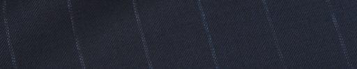 【Ca_12s066】ネイビー+2cm巾白ストライプ