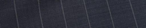 【Ca_12s067】ネイビー白ピンチェック+1.9cm巾ストライプ