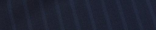 【Ca_12s071】ネイビーヘリンボーン+1.2cm巾ブルー・白ドットストライプ